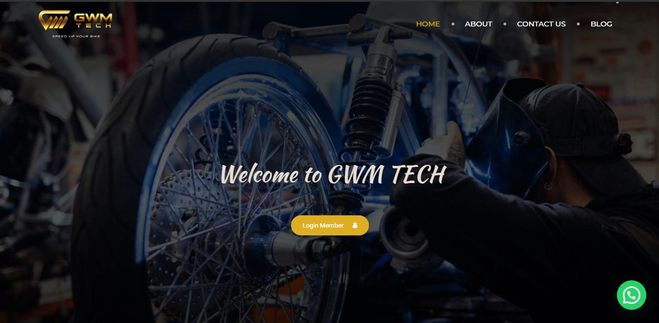 Website GWM TECH